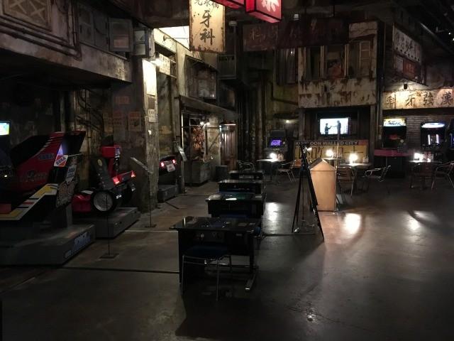 川崎にそびえ立つ電脳九龍城「アミューズメントパーク ウェア