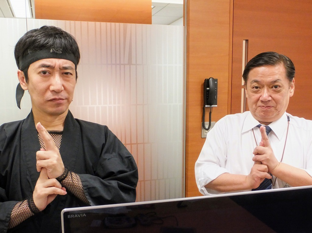 『忍者増田のレトロゲーム忍法帖~『Mr.Do!』対談編~』に史料提供で協力いたしました  IGCC