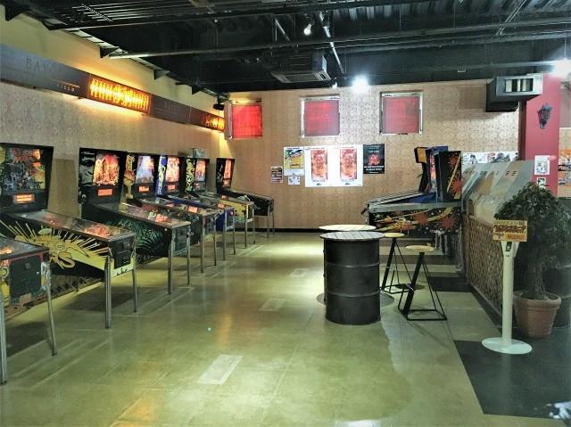 ゲームセンターの歴史が凝縮されたアミューズメントフィールドBAYON!  IGCC