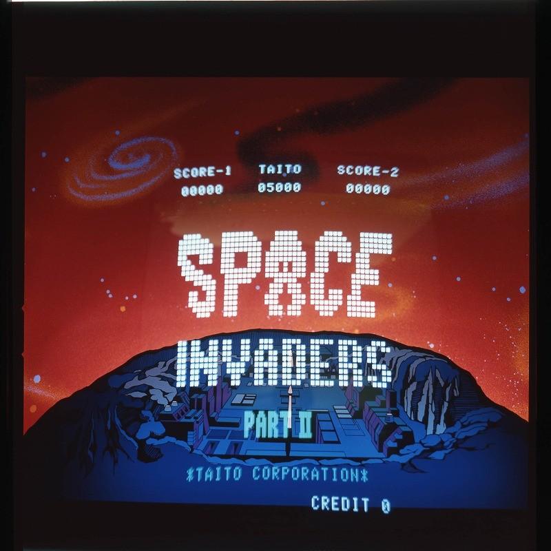 『スペースインベーダー』の系譜~初代からインフィニティジーンまで~  IGCC