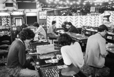 ゲームセンター聖地巡礼「1980~1990年代 新宿」後編  IGCC