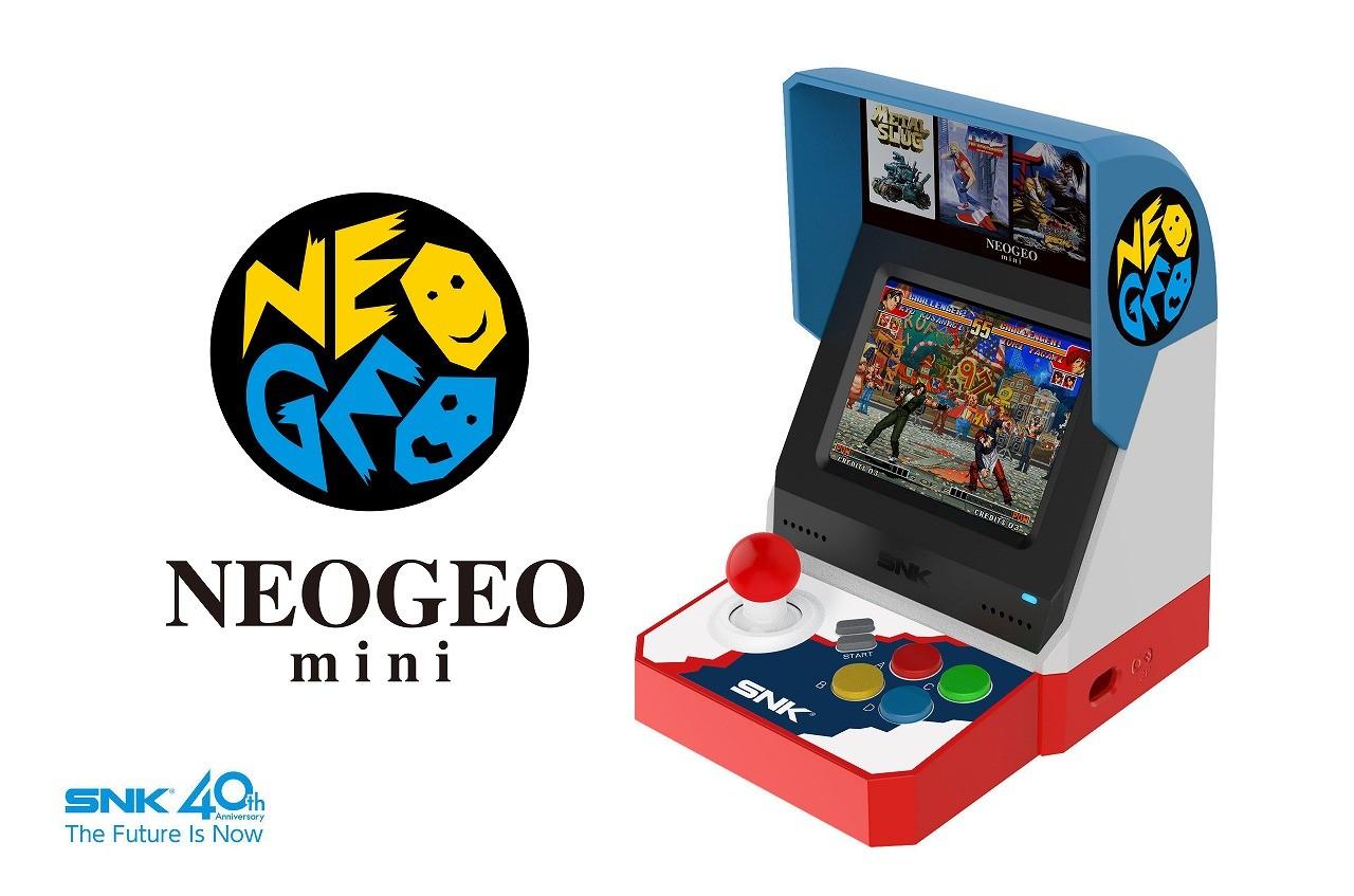 収録作品は何になる?ついに発表されたNEOGEO miniに高まる期待  IGCC