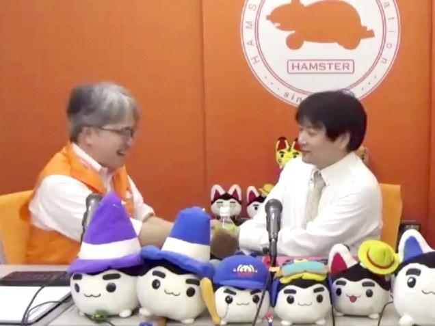 大堀所長出演「125回 アーケードアーカイバー」生配信レポート  IGCC