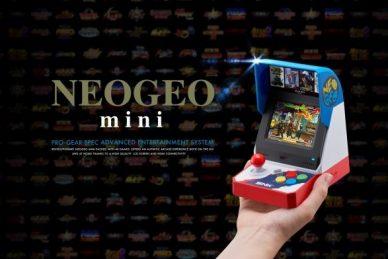 『NEOGEO mini』を機に振り返る、超ド級ゲームマシンNEOGEOとは  IGCC