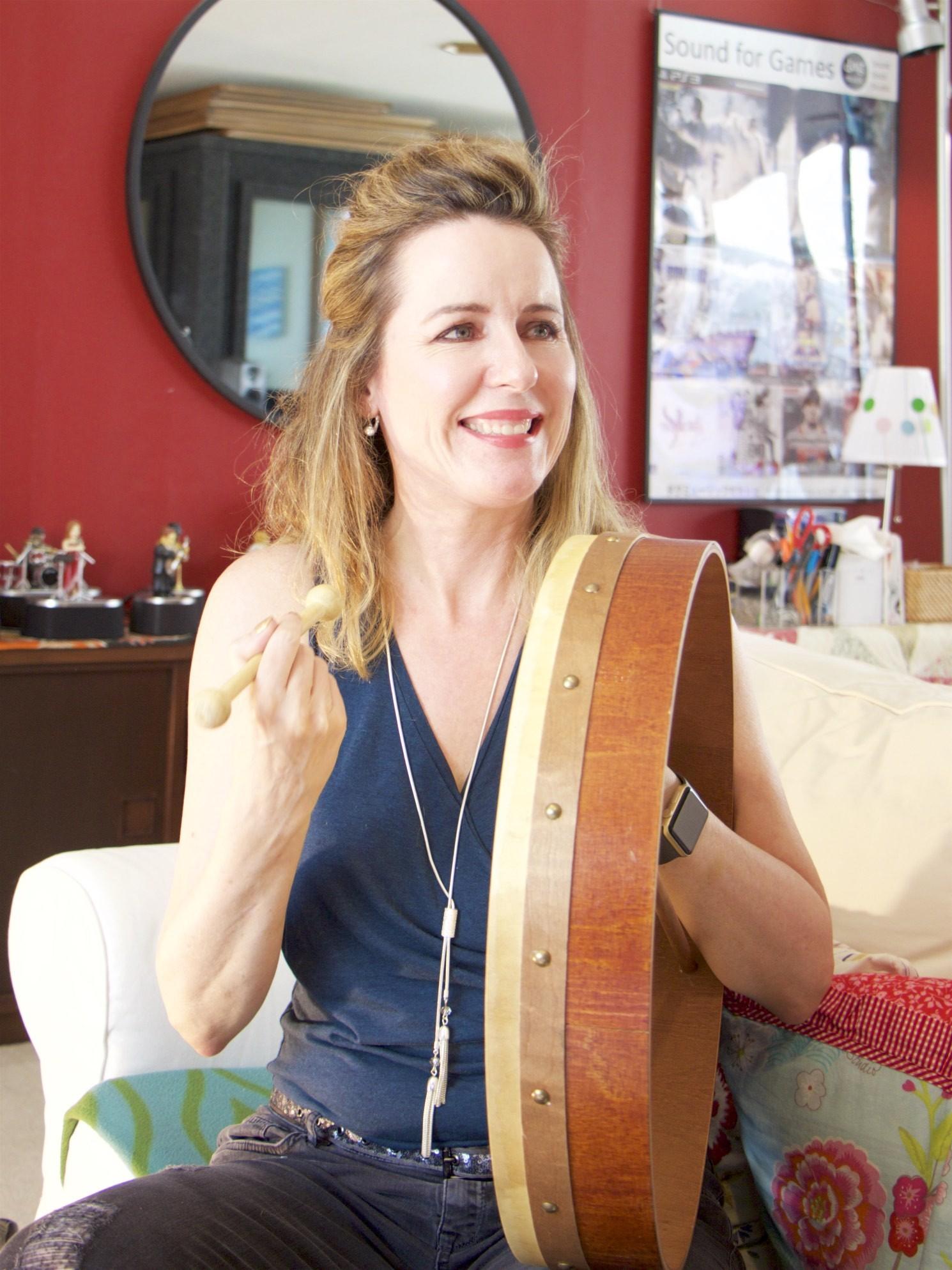 ゲームミュージックを通して世界で活躍するドナ・バークさんインタビュー  IGCC