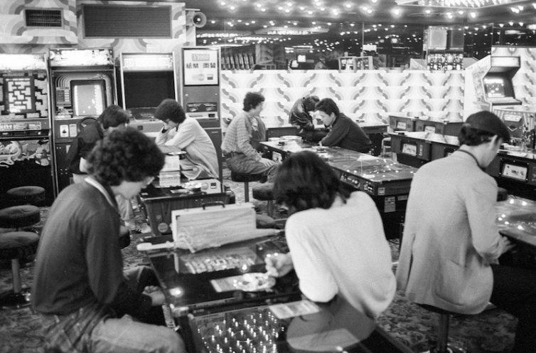 ゲームセンター聖地巡礼「1980~1990年代 新宿」後編 | ゲーム文化保存 ...